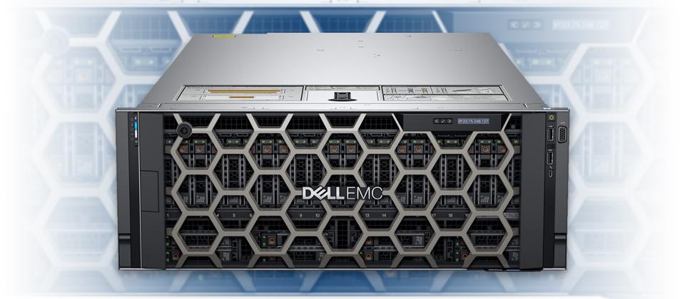 可容納32臺硬碟、4張GPU卡,Dell EMC推新款4路伺服器  iThome