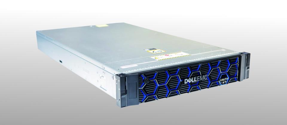 戴尔发布最新一代机型Unity XT 效能提升2倍,磁盘容量提升到1500台
