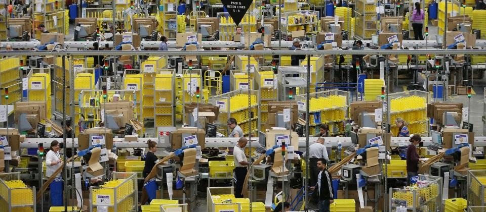 數十名Amazon倉庫員工抗議防疫措施不全,主導者被開除