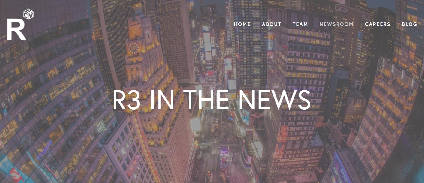 專訪R3聯盟高層:分散式分類帳和區塊鏈有何不同?