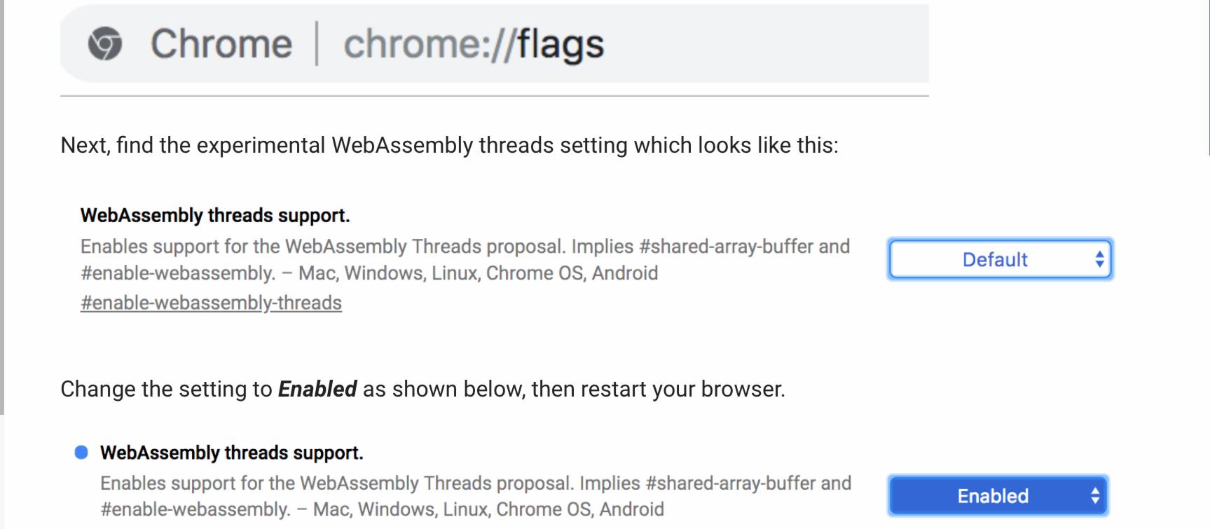 開發者現可以在Chrome 70測試WebAssembly執行緒功能| iThome