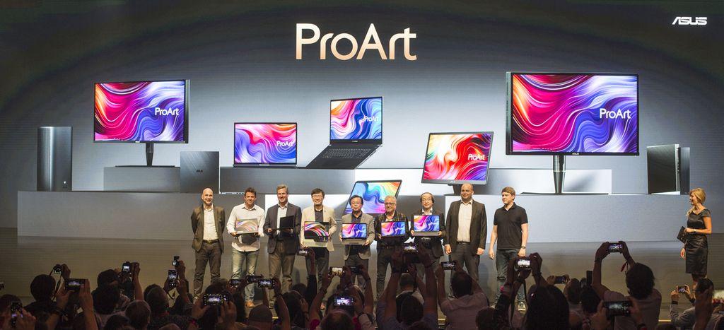 搭配顶级GPU与特殊参考设计,华硕推出轻薄型创作者笔记本电脑 ... ... ...
