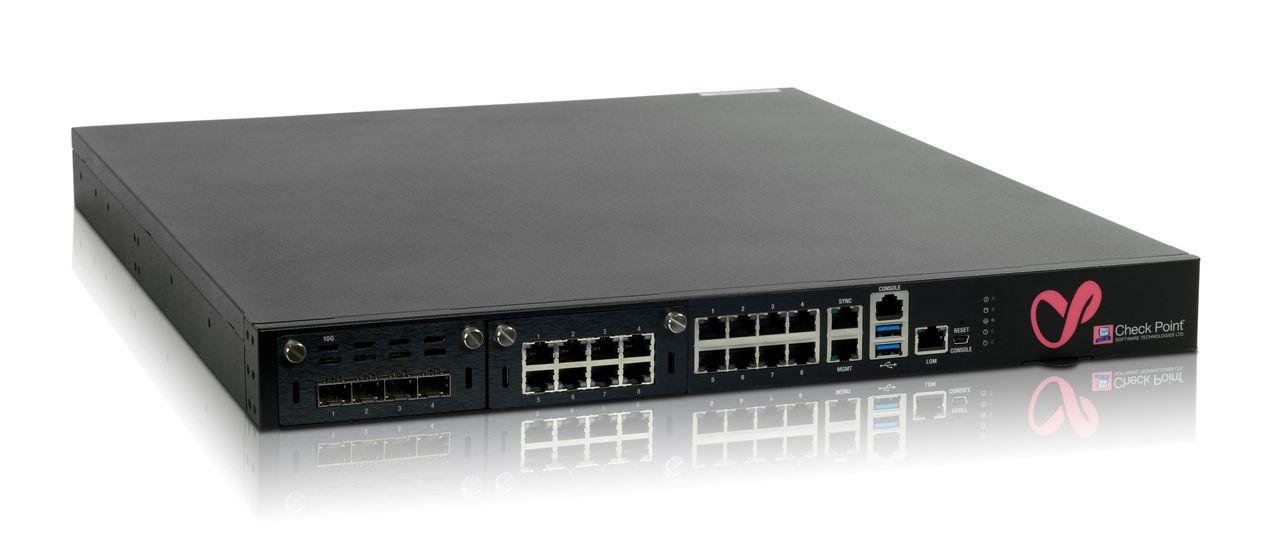 老牌厂商Check Point发布企业级新机型,可过滤8.9 Gbps进阶威胁
