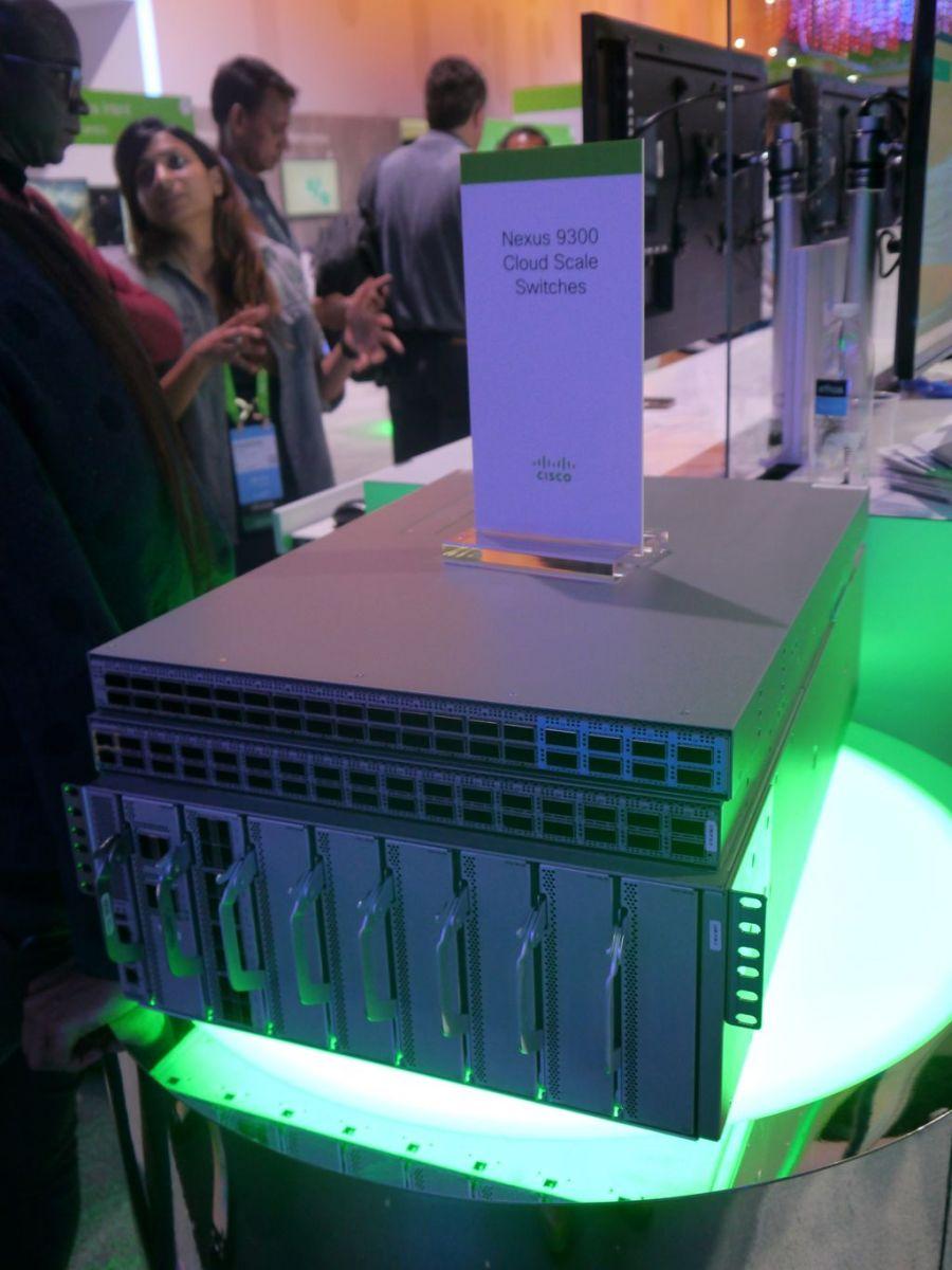 思科重磅推出400GbE交换机,存取延迟最低可到450奈秒,超低耗电量 ... ...