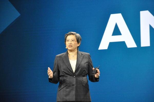 AMD64核二代EPYC服务器处理器上市 效能翻倍,能耗减倍