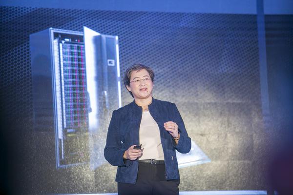 AMD:新一代7纳米EPYC伺服器处理器将于今年Q3推出上市