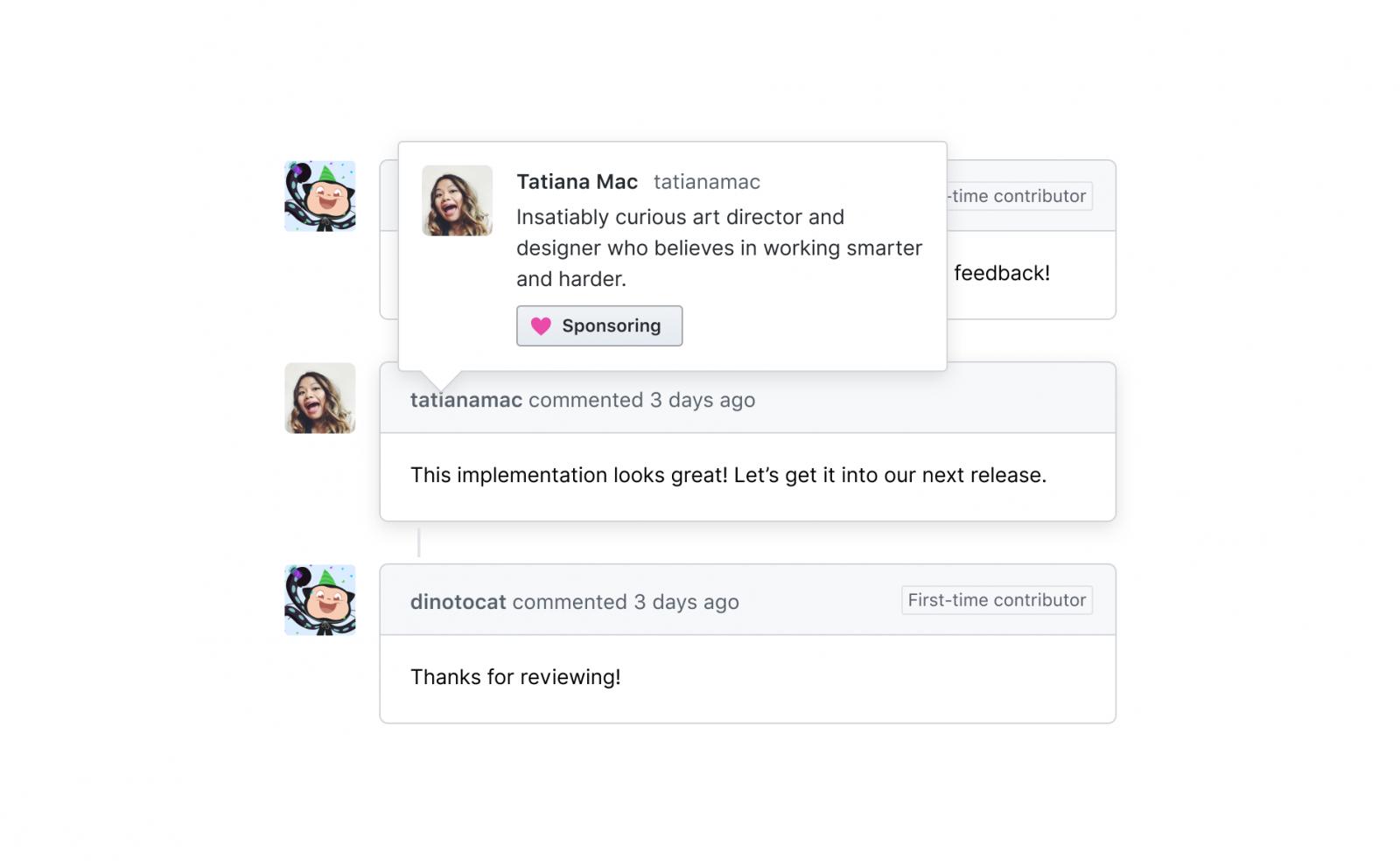 GitHub Sponsors計畫讓開源貢獻者可以接受捐款贊助