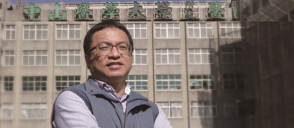 中山醫學大學附設醫院資訊室 林政宏主任