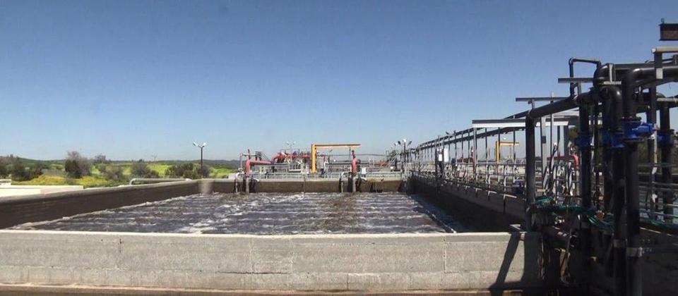 水利設施示意圖