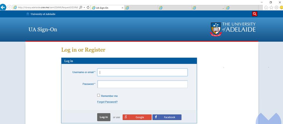 伊朗駭客鎖定阿德萊德大學圖書館發動釣魚攻擊的網站