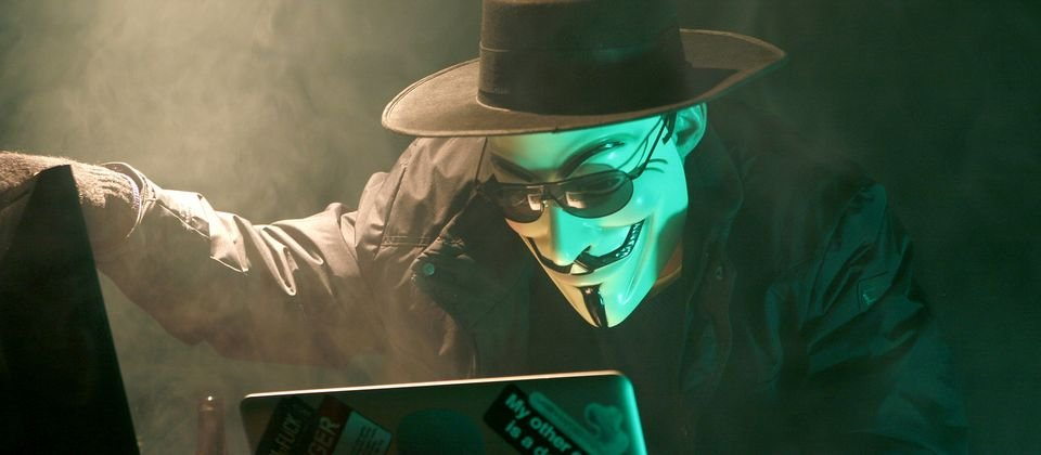駭客示意圖