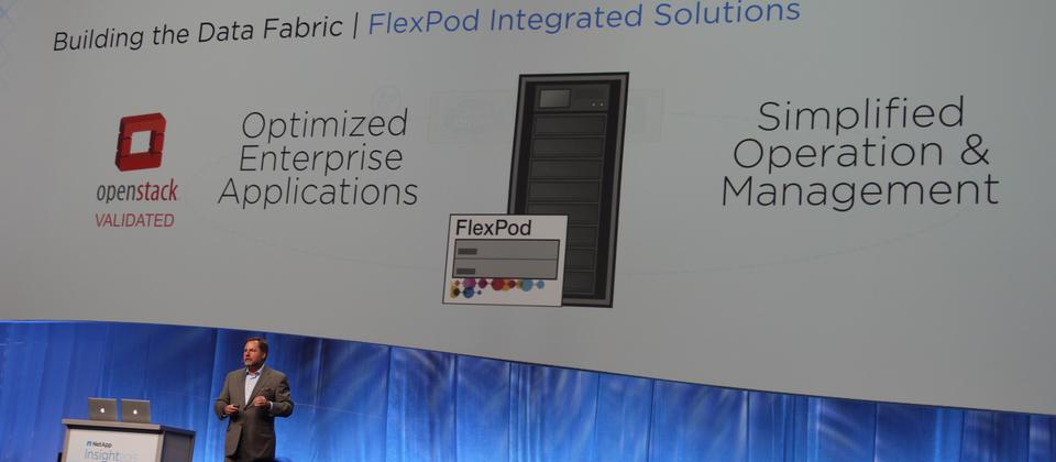 NetApp與Cisco發表FlexPod的OpenStack方案