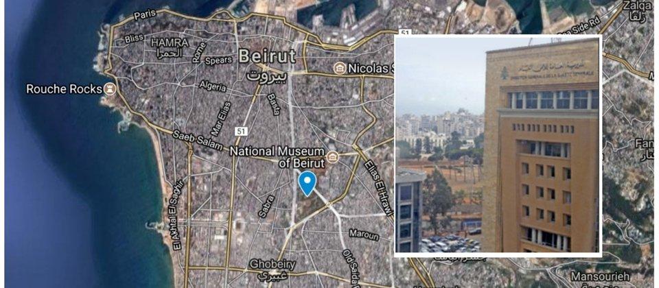 就是黎巴嫩這棟大樓內的駭客,在幕後操控Dark Caracal間諜程式監控全球21國
