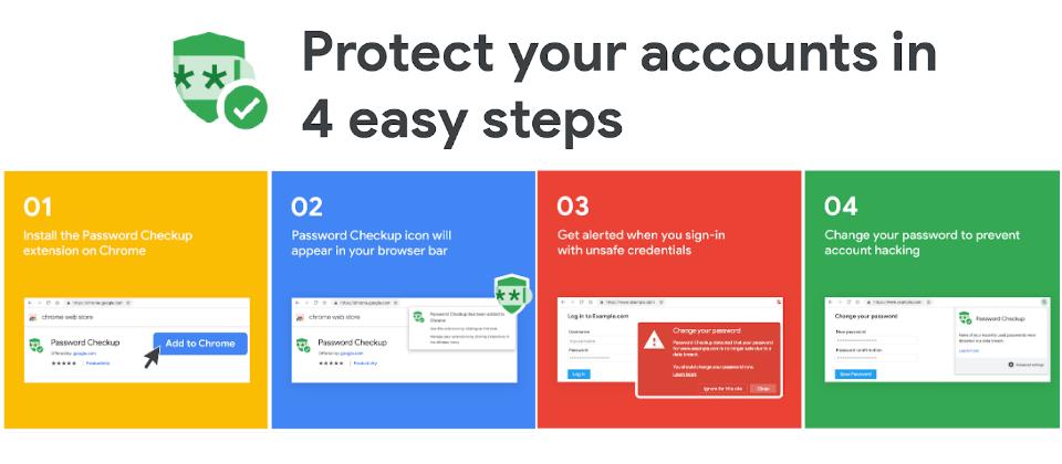 Chrome擴充功能可主動通知用戶帳密是否遭外洩  iThome