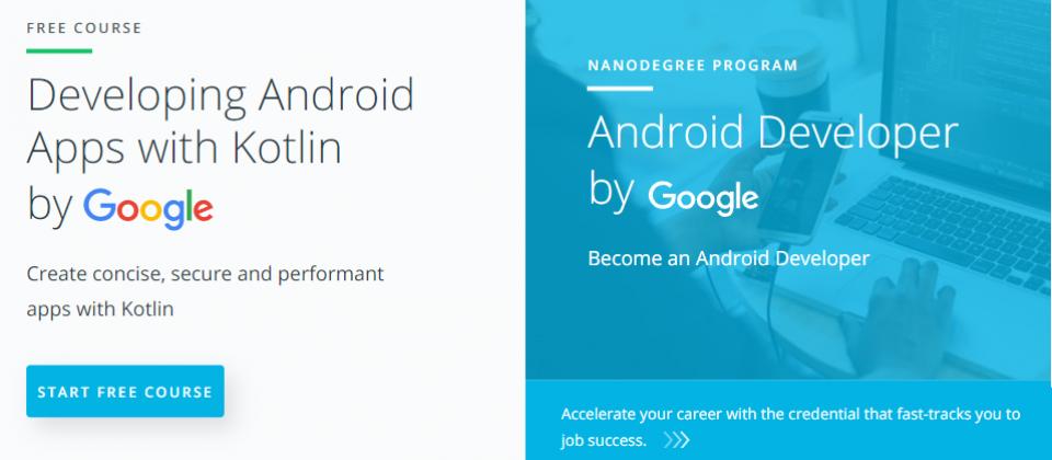 Google推出新課程,教開發者如何使用Kotlin與Jetpack開發App