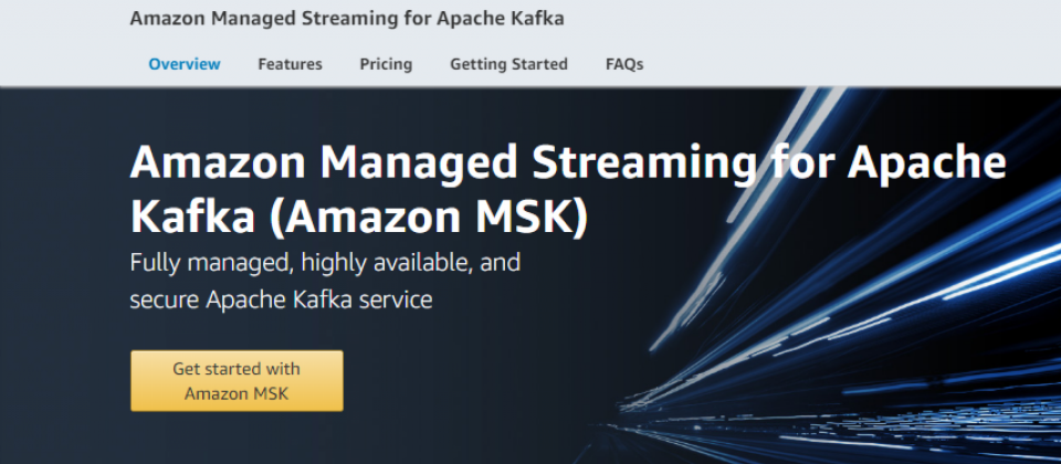 AWS正式推出託管Kafka串流服務MSK | iThome