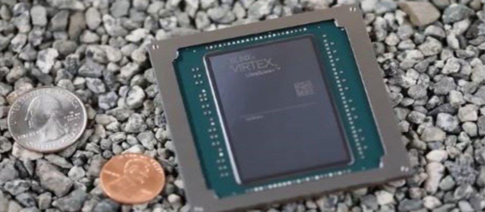 老牌FPGA厂商赛灵思发表全球最大FPGA产品Virtex UltraScale+ VU19P