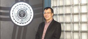 東海大學圖書館館長暨電子計算機中心主任楊朝棟