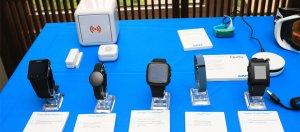 ARM公司在Computex 2014會場上,展示了多種穿戴式裝置、環境感測器,或是老人居家行為監控系統,這些產品的核心全部都是採用ARM架構。