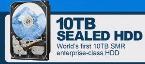HGST 10TB 氦氣硬碟