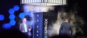 EMC將XtremIO 4.0稱為野獸,於是上演了一場「釋放野獸」的發表秀
