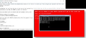 攻擊者透過BITS就地取材,在受害電腦植入勒索軟體病毒AlumniLocker和Humble