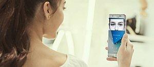 虹膜辨識應用越來越廣,除了三星可用來解鎖手機外,新加坡也計畫將虹膜資料嵌入身份證