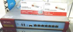 Zyxel ZyWALL ATP 300