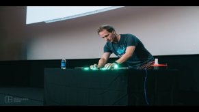 Embedded thumbnail for Docker and IoT: securing the server-room with realtime ARM microservices - Alex Ellis (ADP)