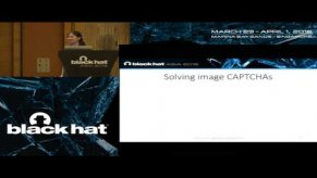 Embedded thumbnail for I'm Not a Human: Breaking the Google Recaptcha