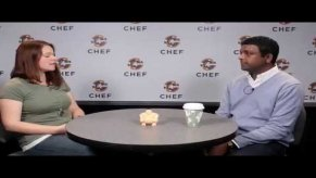 Embedded thumbnail for Interview: Sahir Azam, SumoLogic - ChefConf 2015