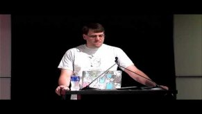 Embedded thumbnail for GopherCon 2015: Keynote - Go, Open Source, Community