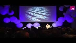 Embedded thumbnail for Let there be light! | JSConf EU 2015