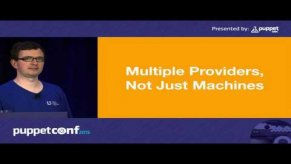 Embedded thumbnail for Provisioning Infrastructure with Puppet