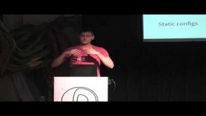 Embedded thumbnail for 3, 2, 1… Ignition: The CoreOS machine provisioner
