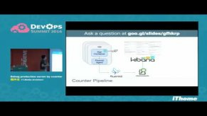 Embedded thumbnail for DevOps Summit 2016 - Debug production server by counter
