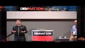 Embedded thumbnail for DevNation 2015 - Cross-region cloud deployments with Infinispan
