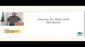 Embedded thumbnail for What's new in Docker? - Mano Marks