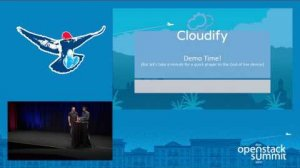 Embedded thumbnail for Cloudify- Orchestrating and Managing VNFs Using an OpenStack Controller on ETX Hardware