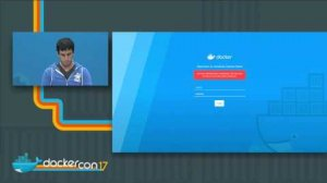 Embedded thumbnail for DockerCon 2017 - Moby's Cool Hack Session