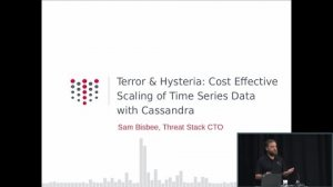 Embedded thumbnail for Terror & Hysteria: Cost Effective Scaling with Cassandra (Sam Bisbee, Threat Stack) | C* Summit 2016