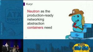 Embedded thumbnail for Networking For Nested Containers Magnum, Kuryr, Neutron Integra