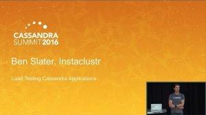 Embedded thumbnail for Load Testing Cassandra Applications (Ben Slater, Instaclustr) | C* Summit 2016