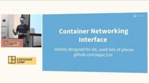 Embedded thumbnail for Container Standards and Interfaces: An Update - Brandon Philips