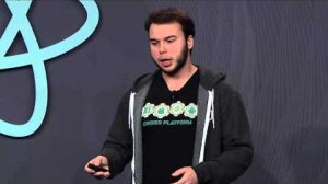 Embedded thumbnail for React.js Conf 2016 - Optimising React Native: Tools and Tips