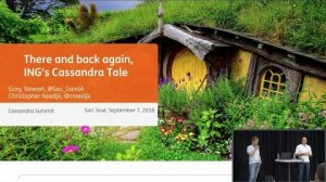 Embedded thumbnail for There and Back again, ING's Cassandra Tale (Christopher Reedijk, Gary Stewart, ING) | C* Summit 2016