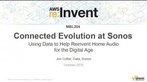Embedded thumbnail for AWS re:Invent 2015   (MBL204) State of The Union: IoT Powered by AWS
