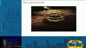 Embedded thumbnail for OpenStack-Health Dashboard and Dealing with Data from the Gate