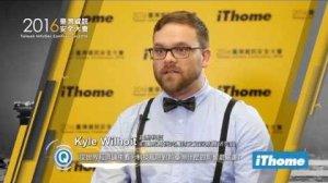 Embedded thumbnail for 2016 台灣資訊安全大會_專訪 - 趨勢科技 前瞻威脅研究團隊之資深威脅研究員 Kyle Wilhoit