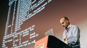 Embedded thumbnail for Why we need a different container purely for apps - Mark Shuttleworth (Canonical)